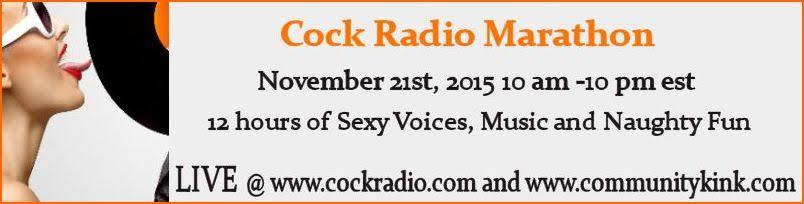 cock radio, adult entertainment, internet radio,